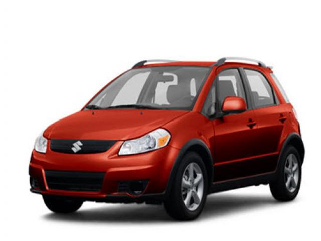 Junk 2009 Suzuki SX4 in Fort Benning