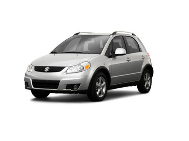 Junk 2009 Suzuki SX4 in Freeport