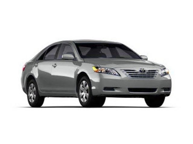Junk 2009 Toyota Camry in Mc Leansville