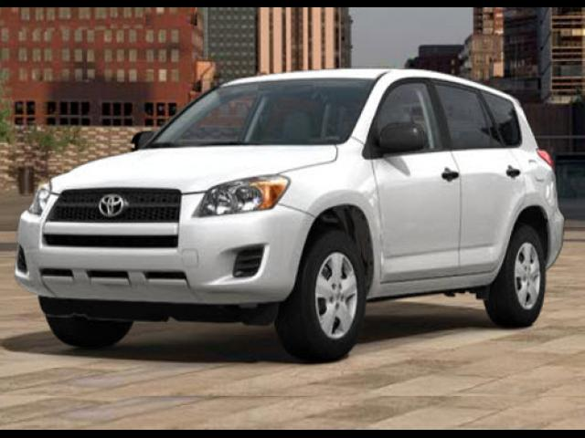 Junk 2009 Toyota Rav4 in Central Point