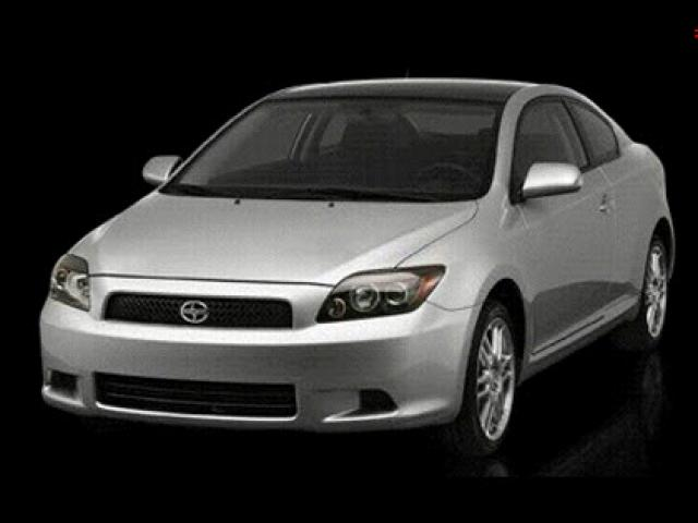 Junk 2009 Toyota Scion tC in Lorton