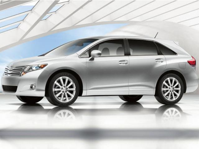 Junk 2009 Toyota Venza in Fort Lee