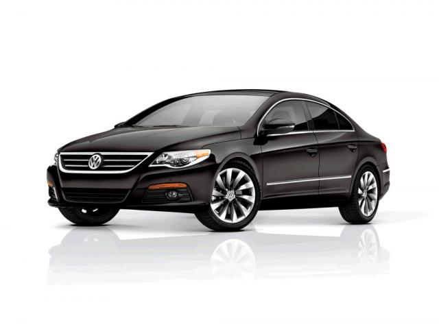 Junk 2009 Volkswagen CC in Bowling Green
