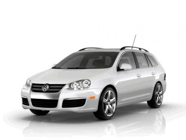 Junk 2009 Volkswagen Jetta in Houston