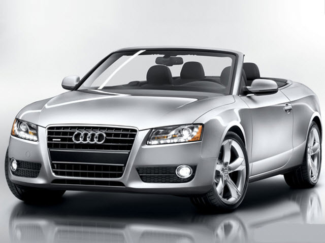 Junk 2010 Audi A5 in Shavertown