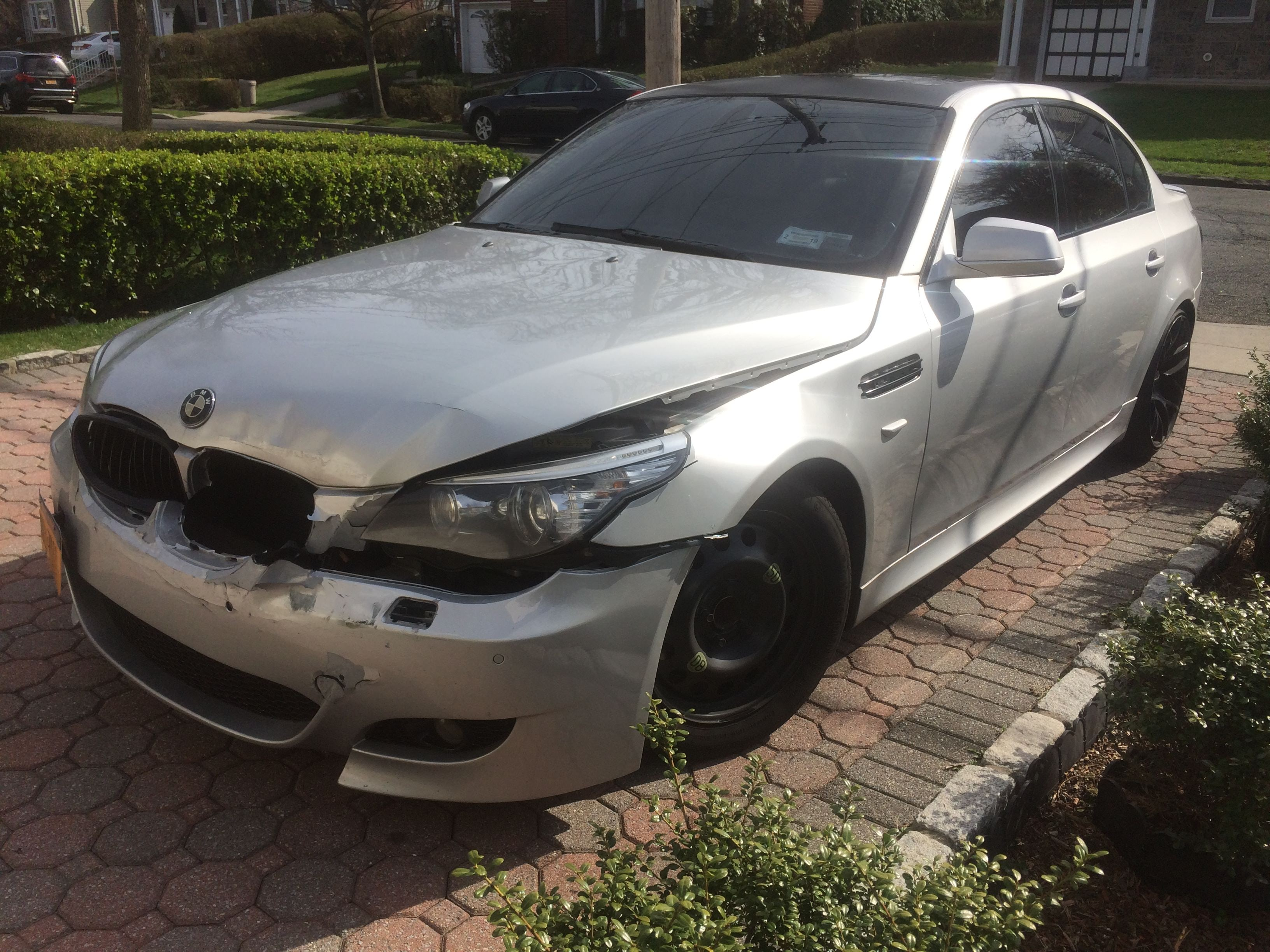 Junk 2010 BMW 535 in Yonkers