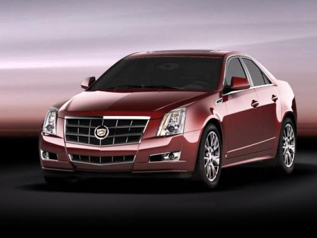 Junk 2010 Cadillac CTS in Lansdowne