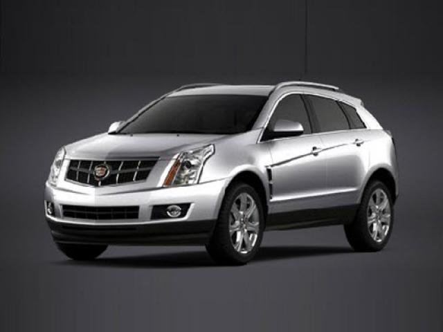 Junk 2010 Cadillac SRX in Simi Valley