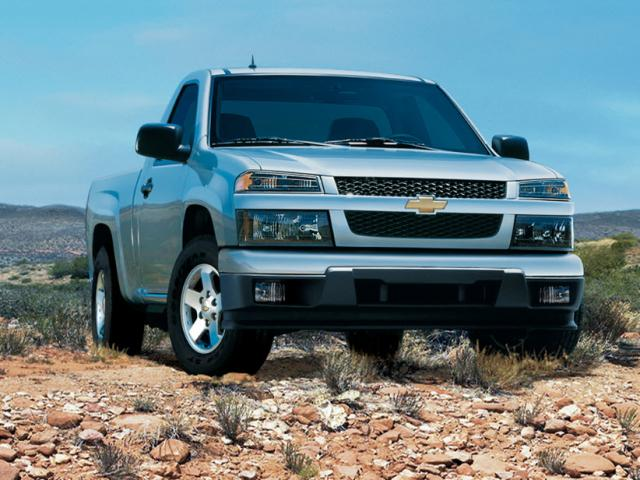 Junk 2010 Chevrolet Colorado in Salinas