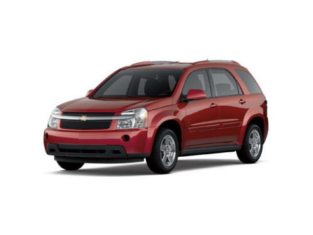 Junk 2010 Chevrolet Equinox in Weatherford