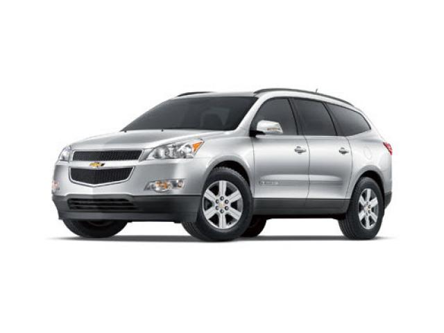 Junk 2010 Chevrolet Traverse in Savanna
