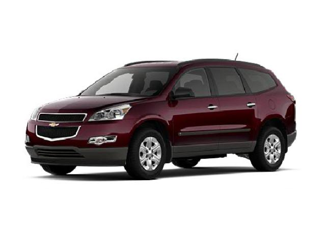 Junk 2010 Chevrolet Traverse in Utica