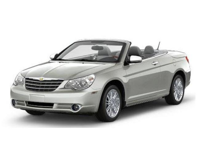 Junk 2010 Chrysler Sebring in Birmingham