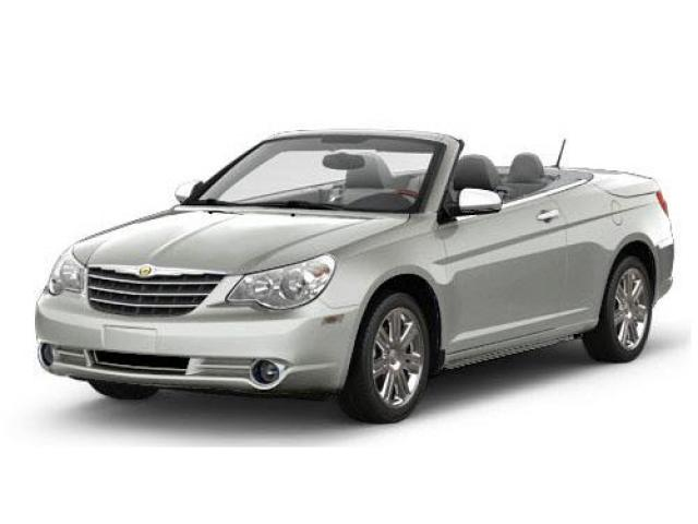 Junk 2010 Chrysler Sebring in Waco