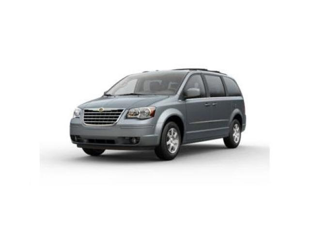 Junk 2010 Chrysler Town & Country in Saco