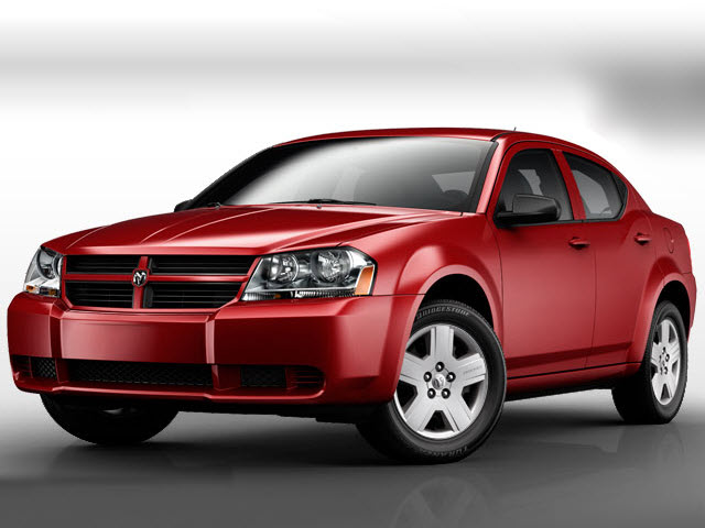 Junk 2010 Dodge Avenger in Clawson