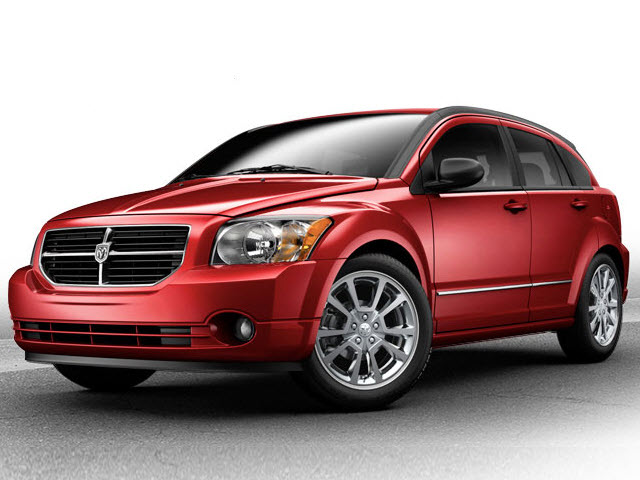Junk 2010 Dodge Caliber in Racine