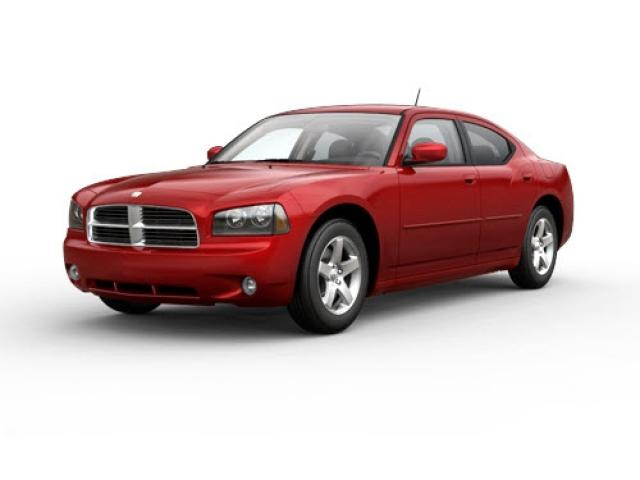 Junk 2010 Dodge Charger in Lilburn