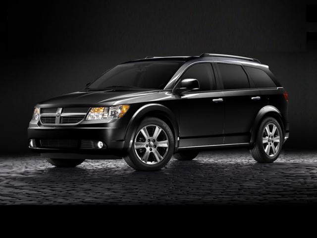 Junk 2010 Dodge Journey in Dearborn Heights