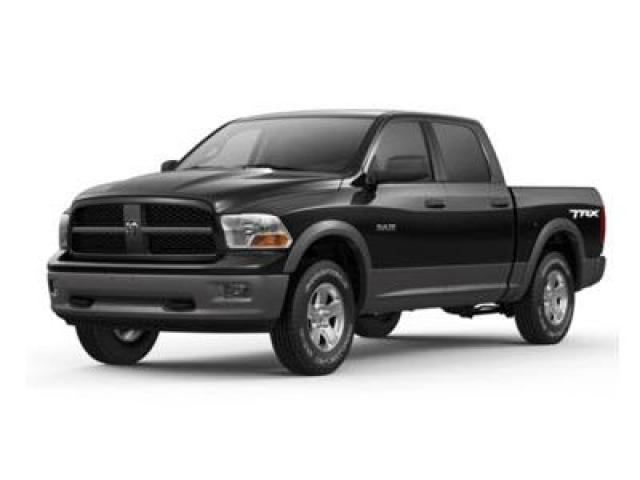 Junk 2010 Dodge RAM 1500 in Stillwater