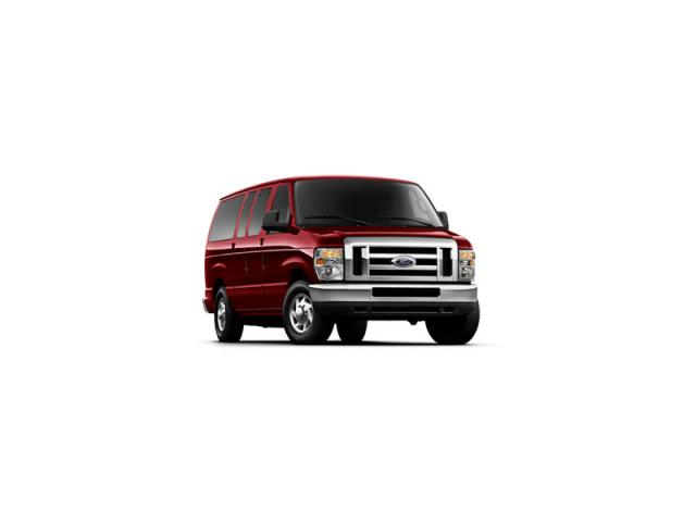Junk 2010 Ford Econoline in Elmsford