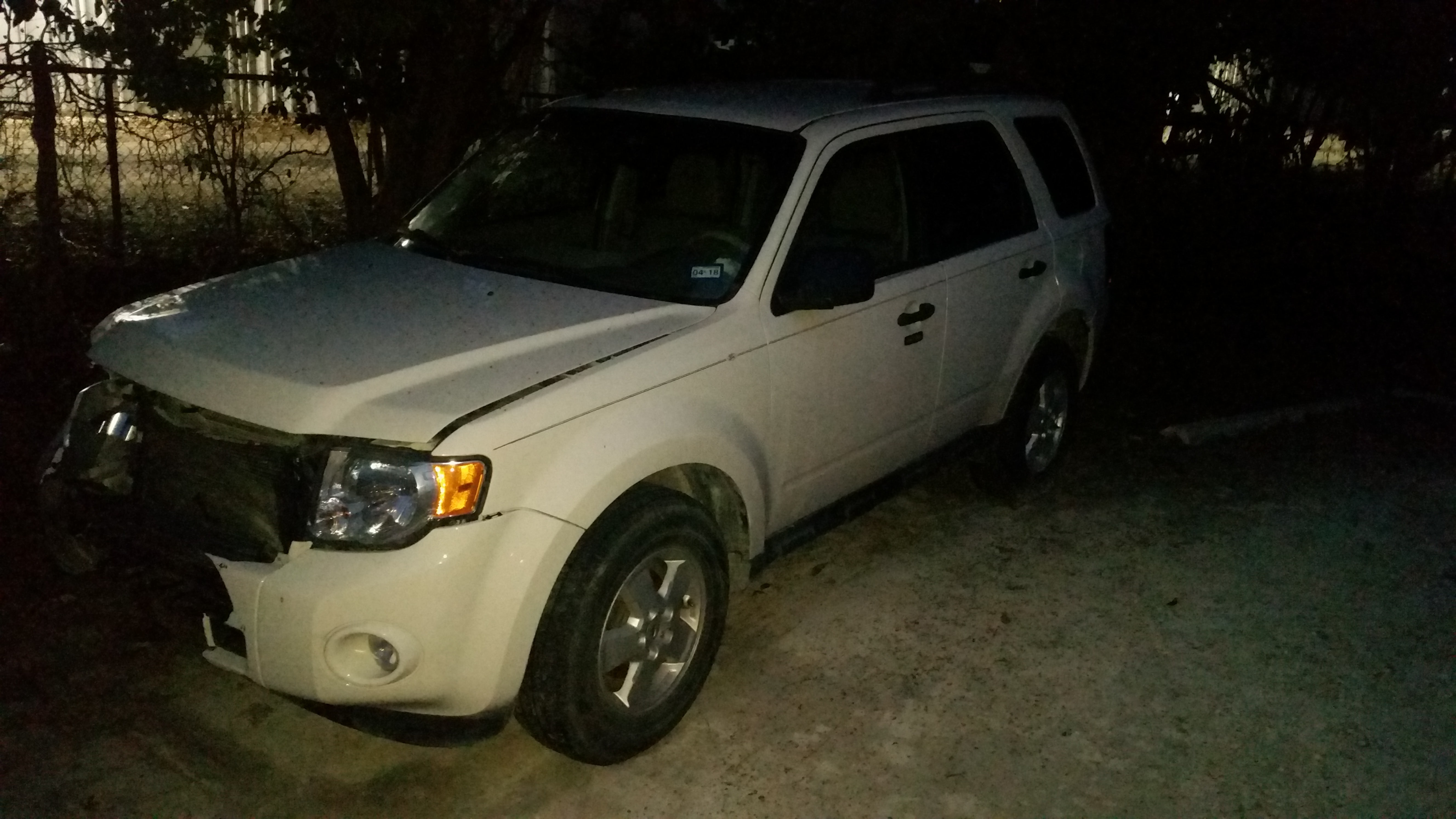 Junk 2010 Ford Escape in Kerrville