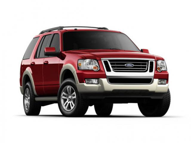 Junk 2010 Ford Explorer in Dickson