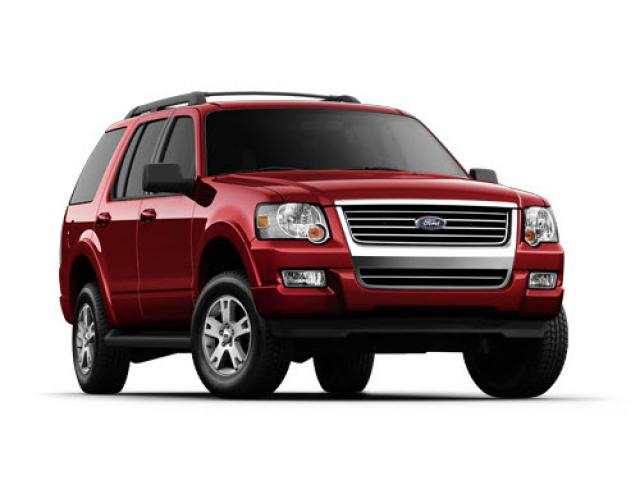 Junk 2010 Ford Explorer in Evanston