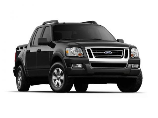 Junk 2010 Ford Explorer Sport Trac in Whigham