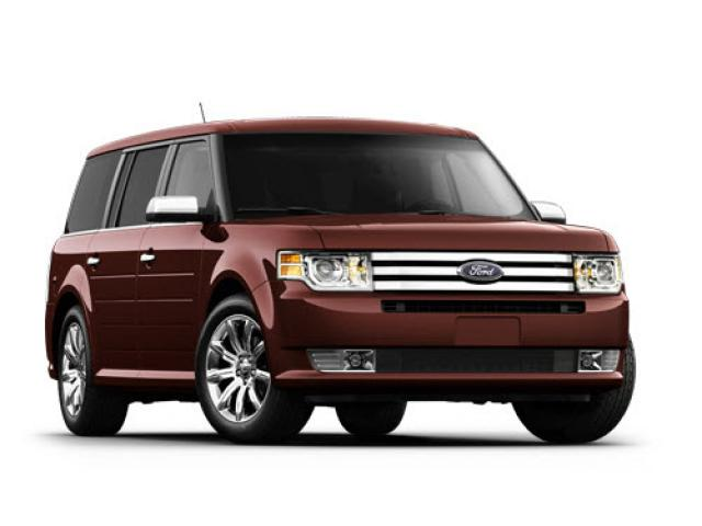 Junk 2010 Ford Flex in Madison