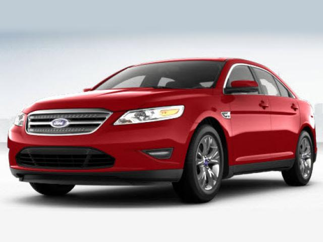 Junk 2010 Ford Taurus in Canton