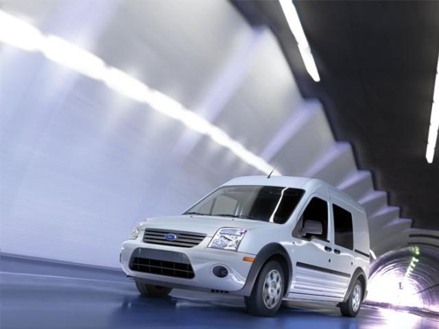 Junk 2010 Ford Transit Connect in Hollister
