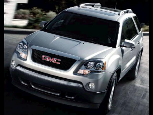 Junk 2010 GMC Acadia in Sunbury