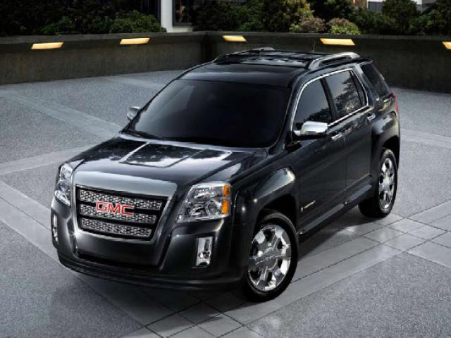 Junk 2010 GMC Terrain in Madison