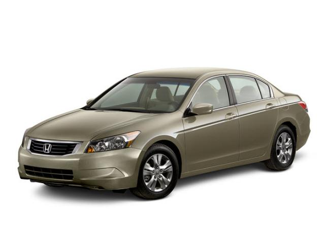 Junk 2010 Honda Accord in Grapevine