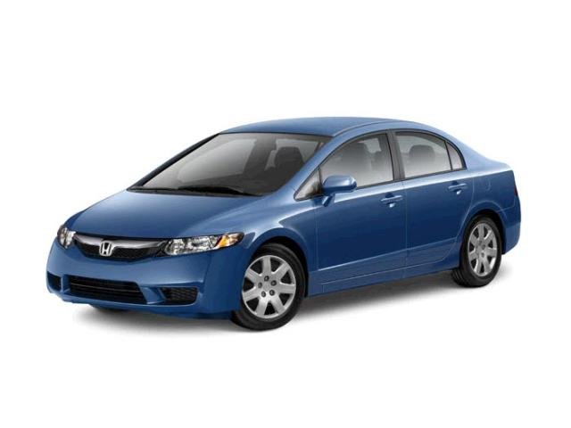 Junk 2010 Honda Civic in Rowland Heights