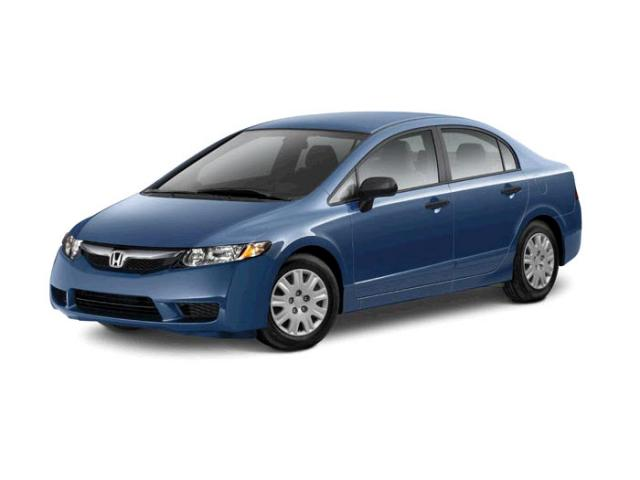Junk 2010 Honda Civic in Watkinsville