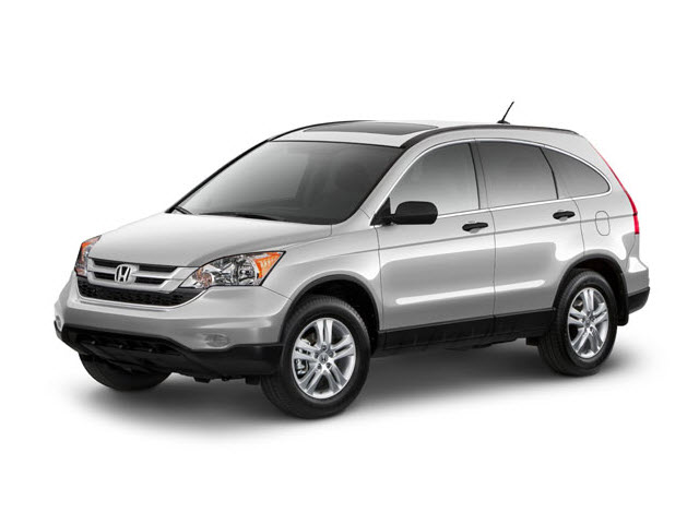 Junk 2010 Honda CR-V in Independence