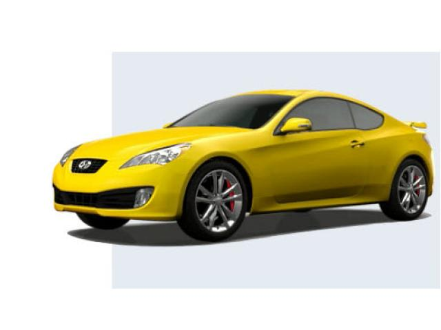 Junk 2010 Hyundai Genesis Coupe in Jamesburg