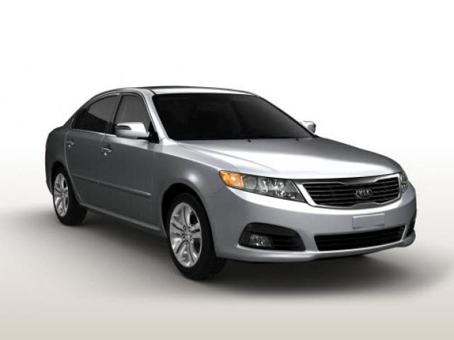 Junk 2010 Kia Optima in Manteca