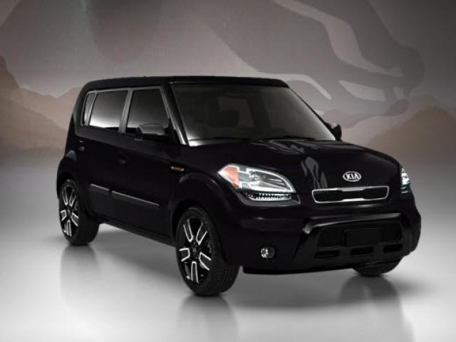 Junk 2010 Kia Soul in Grand Prairie