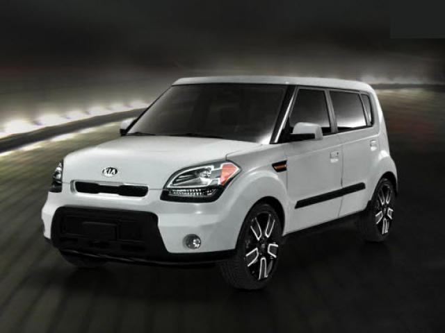 Junk 2010 Kia Soul in Roy