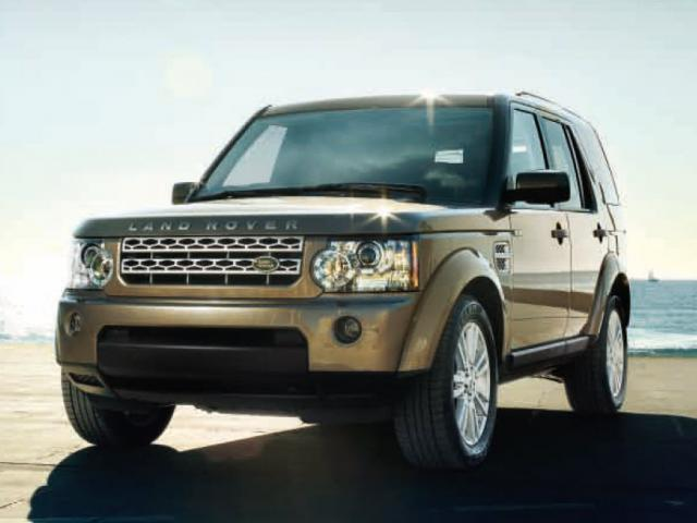 Junk 2010 Land Rover LR4 in Austin