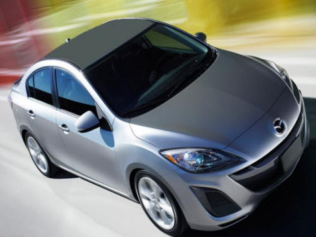 Junk 2010 Mazda 3 in Bloomsburg
