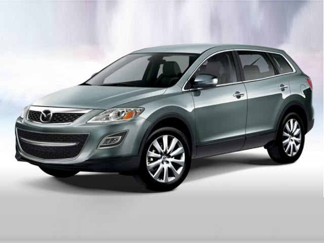 Junk 2010 Mazda CX-9 in Tomball