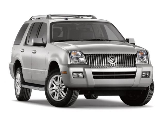 Junk 2010 Mercury Mountaineer in Philadelphia