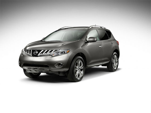Junk 2010 Nissan Murano in Middletown
