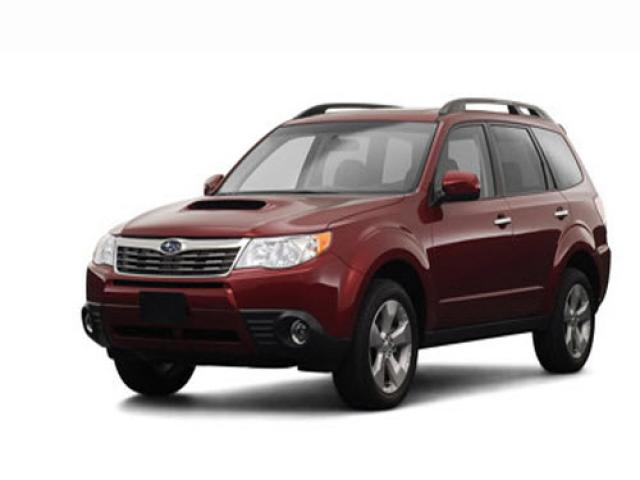 Junk 2010 Subaru Forester in Howell