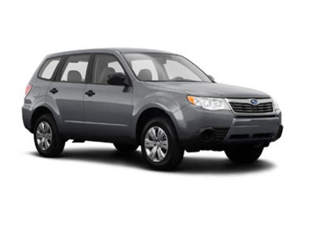 Junk 2010 Subaru Forester in Victorville