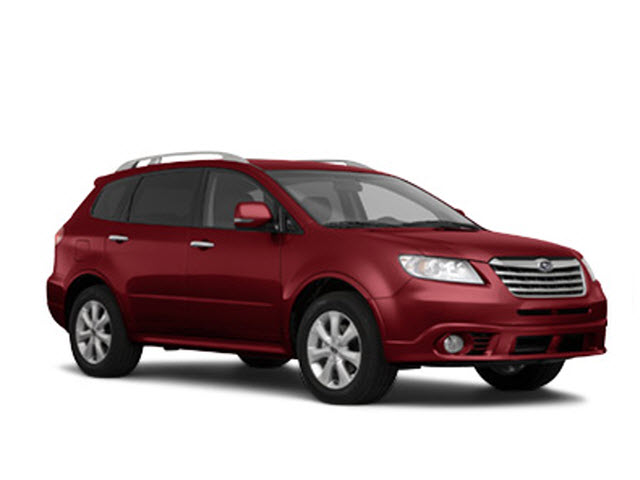 Junk 2010 Subaru Tribeca in Watertown